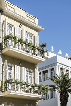 The Norman, Tel Aviv, Israel Encompassing two restored historic buildings in the heart of Tel Aviv, The Norman's accommodation offerings are expansive, with the pièce de résistance being its duplex prenthouse.The hotel also sports a rooftop pool, spa and its own secluded citrus garden. Diningoptions range from Japanese tapas to Mediterranean, while the relaxed colonial-style Library Bar is the place for potent cocktails and late-night tunes