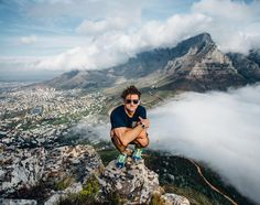 getting up lions head. dope pic by @nickmillerza <-- follow this guy