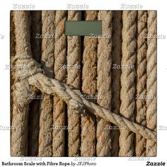 Shop Bathroom Scale with Fibre Rope created by JFJPhoto. Battery Indicator, Workout Regimen, Fiber, Scale, Display, Bathroom, Design, Weighing Scale, Floor Space