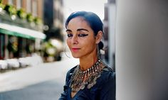 Exiled artist Shirin Neshat's first film is about the lives of four women in her native Iran – but it won't get past the country's censors. She talks to Homa Khaleeli Shirin Neshat, Female Directors, Persian Culture, Iranian Art, Feminist Art, Ethnic Fashion, Women's Fashion, Elegant Woman, Portrait