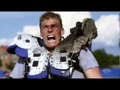 Thad Castle screaming and freaking out.. Gets me every time!