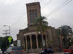 Iglesia Adventista Central Los Angeles, CA (Pico-Union neighborhood)