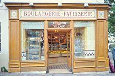 Paris shop front