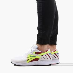 fac2f6ca Designer men's shoes stylized according to the latest market trends is the  Reebok Pyro DV4849,