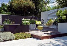 Tuintrend 2014: De Twisted Garden. Kijk voor meer tips op www.tuinen.nl