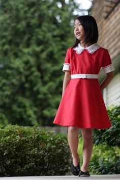 Annie Costume Size 6 by NoniCloset on Etsy, $40.00