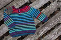 Jordbærhue til baby Baby Boy Knitting, Vogue Knitting, Knitting For Kids, Knitting Projects, Baby Barn, Fair Isle Knitting Patterns, Baby Kind, Baby Sweaters, Winter Wear