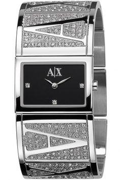 c84c52fe93d Dazzling luxury with this ladies Armani Exchange  watch Armani Exchange
