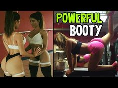 MELISSA MOLINARO - Fitness Model: Workout For a Big, Strong, Powerful Booty @ USA - YouTube