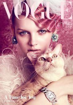 Dia Mundial do Gato: 10 capas de revistas com gatos