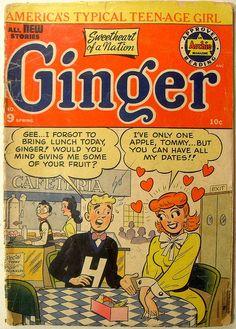 1954 GINGER