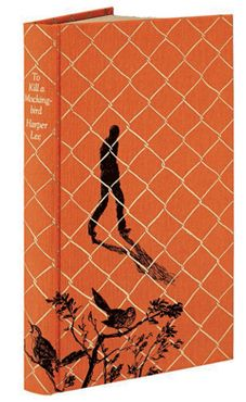 The Folio edition of To Kill a Mockingbird, introduced by Albert Fench and illustrated by Aafke Brouwer.