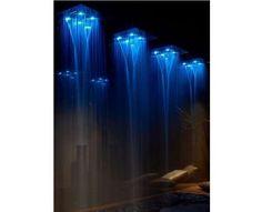 indoor rain showers