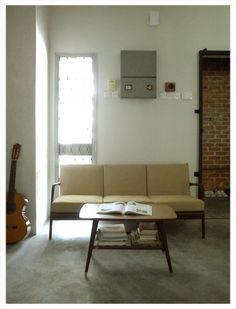 living room_retro_industrial
