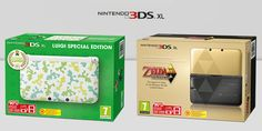 Nintendo ha anunciado dos ediciones limitadas de Nintendo 3DS XL, a tiempo para estas navidades. El 1 de Noviembre sale a la venta la Edición Especial de Nintendo 3DS XL de Luigi, celebrando el 30º aniversario de su primera aparición en un videojuego. Se trata de la Edición Especial de Nintendo 3DS XL de Luigi, ...