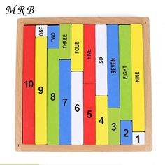 Cheap math toys, Buy Quality montessori educational directly from China math box Suppliers: Montessori Education Wooden Toys Digit Cognitive Math Toy Teaching Logarithm Version Kid Early Learning Digit box Montessori Math, Montessori Education, Early Learning, Fun Learning, Magnetic Building Blocks, Kids Blocks, Teaching Aids, Math Concepts, Arithmetic