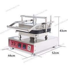 735.00$  Watch now - http://ali9jw.worldwells.pw/go.php?t=32687504261 - #304 Stainless Steel 110V 220V Electric 30pcs Tarlet Waffle Corn Bowl Maker Machine with Removable Plate
