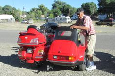 Sidecar, Motorcycles, Motorbikes, Motorcycle, Choppers, Crotch Rockets
