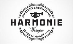 Music-society-Harmonie-Wesepe-logo-design-Peter-Kortleve-Shortlife