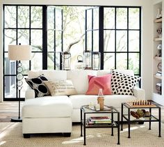 Serendipity - The happy occurrence of fortunate discoveries by chance. (we recommend you discover this sofa situation!)