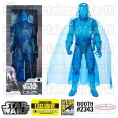 This Hologram Darth Vader Toy Is Actually To Scale With The Movies