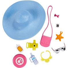 Purchase online the Barbie Fashion Sightseeing Accessory Pack today! We have all the latest toys and accessories your little one could ask for. Mattel Barbie, Barbie Doll Set, Barbie Sets, Girl Dolls, Baby Dolls, Barbie Costume, Accessoires Barbie, Barbie Playsets, Barbie Doll Accessories