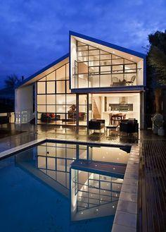 The Blurred House