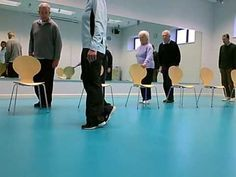 Parkinson's Exercises Balance