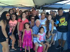 Crowd of 45,000 at Harvest So Cal Saturday Includes Family Tailgating For Jesus