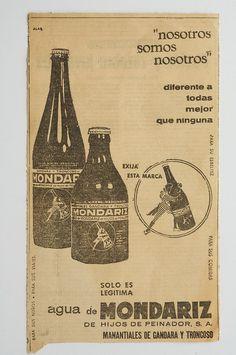 Fotos antiguas de Mondariz by Aguas Mondariz, via Flickr