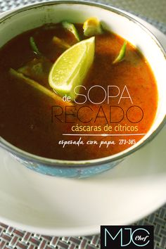 Recado and citric soup (#273)