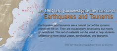Students in grades 3–5 may be interested in exploring some foundational information about earthquakes and tsunamis, changes in the Earth's surface brought about by fault activity, or interesting and unusual bits of information about earthquakes. They may also be interested in discovering more about Japan's physical and cultural geography or in learning how to protect people and property during a natural disaster.