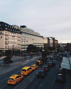 Missing Stockholm