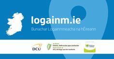 Bunachar oifigiúil dátheangach de logainmneacha na hÉireann.