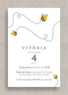 Convite Digital Aniversário 14