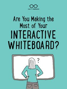 Interactive whiteboards are a fixture in many classrooms, but are teachers taking advantage of all they have to offer? Here are some ways to improve your use.