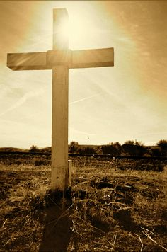 cross on the prarie