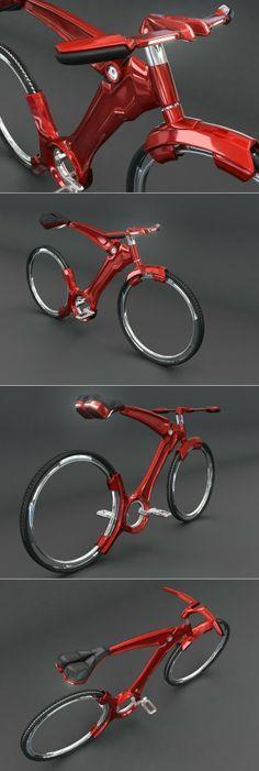 John Villarreal vélo du futur #taobike