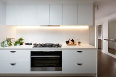 Ayden and Jess Reno Rumble Freedom Kitchens Calacatta Nuvo