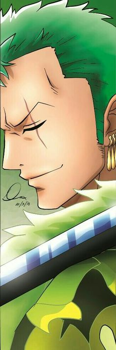 Roronoa Zoro; One Piece