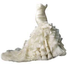 сервис публикации и хранения изображений ❤ liked on Polyvore featuring dresses, wedding dresses, gowns, wedding and vestidos