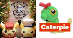 Eat At The Pokémon Cafe And We'll Give You A Plushie To Take Home Custard Slice, Chocolate Parfait, Fruit Pancakes, Cream Soda, Dessert Bowls, Vanilla Cream, Quizzes, Plushies, Kara