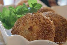 Deep Fried Potato Croquette Bread 고로케 빵   Misty Yoon