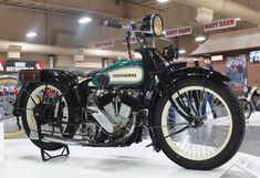 A record number of lots sold this past January as Mecum and Bonhams held their annual motorcycle auctions. (Story by Robert Smith and Somer Hooker. Photos by Robert Smith. Motorcycle Classics — May/June Motorcycles In India, Touring Motorcycles, Motorcycle Touring, Triumph Motorcycles, Vintage Motorcycles, Custom Motorcycles, Motorcycle Price, Motorcycle Events, Motorcycle Museum