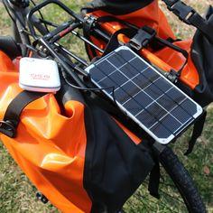 Solar Panels for Bike Touring