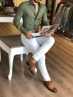 Formal Casual Wears for Men - VINCI'S JOURNAL