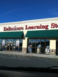 Lakeshore Learning Store in Saugus, Massachusetts! Address: 352E Broadway Saugus, MA 01906