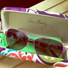 e4c198476d Vera Bradley Sunglasses Almost new! ✨ never worn