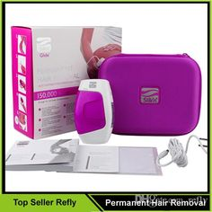 2015 NEW Silkn Glide IPL Hair Remover Silk'n Glide Laser Hair Epilator 150000 Pulses Permanent Hair Removal Device Refly Online with $64.93/Piece on Refly's Store   DHgate.com