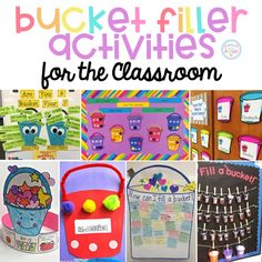 Help kids learn to be kind and act as bucket fillers not bucket dippers with these ideas for bucket filler anchor charts, bulletin board displays, writing activities, books and videos, and printables. Teaching Empathy, Teaching Kindness, Kindness Activities, Teaching Social Skills, Whole Brain Teaching, Social Emotional Learning, Writing Activities, Kindness Ideas, Children Activities